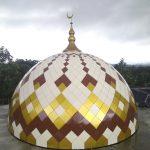 Harga Kubah Masjid Enamel dan Kubah Galvalume