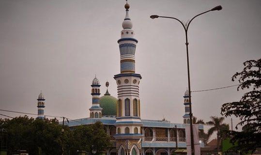 Masjid besar Al Hidayah Cikarang Barat