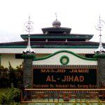 Masjid Jami Al Jihad Serang Baru Bekasi