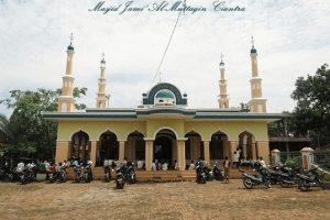 Masjid Jami Al Muttaqin Cikarang