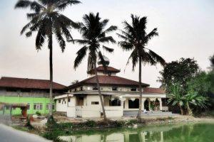 Masjid Jami Darussalam