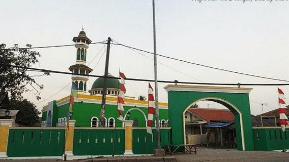 Masjid Jami Nurul Hidayah Cikarang