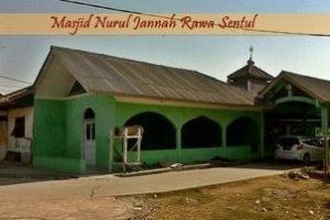 Masjid Nurul Jannah Rawa Sentul