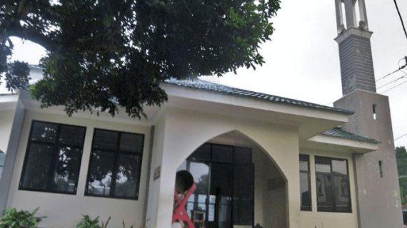 Masjid Umar Bin Khattab Bogor Jawa Barat