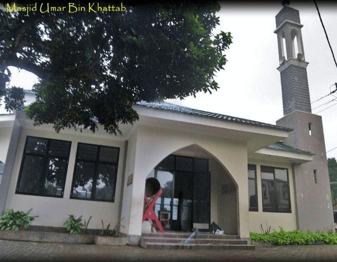 Masjid Ummar Bin Khattab