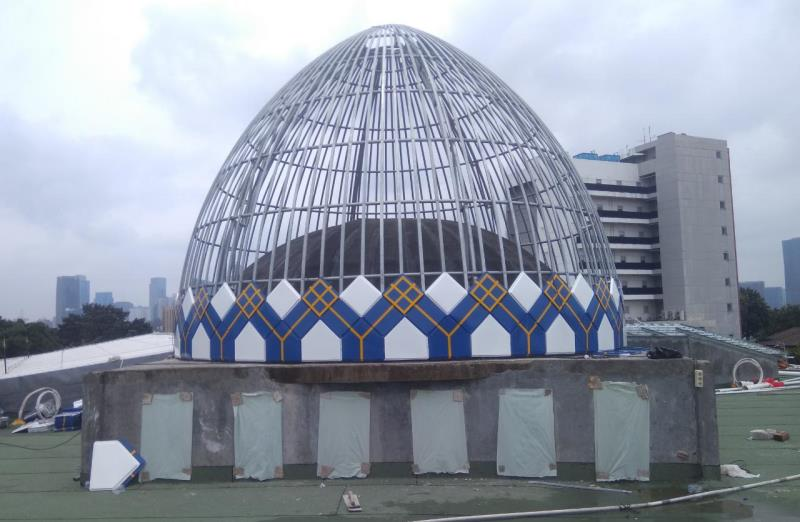 Rangka Kubah Masjid