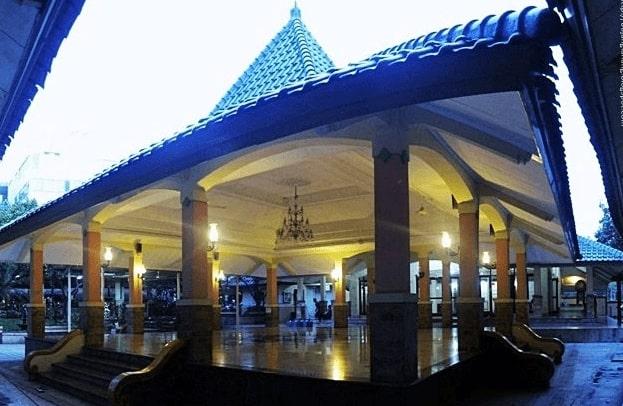 Arsitektur Masjid At Taqwa Kantor BPN