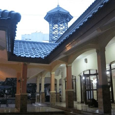 Masjid At Taqwa Kantor BPN