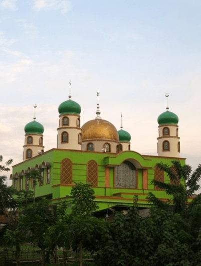 Masjid Jami Al Hussiniyah