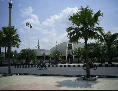 Arsitektur Bangunan Masjid Agung Jember