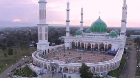 Masjid Agung Madani Rokan Hulu