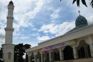 Masjid Besar Almukarromah