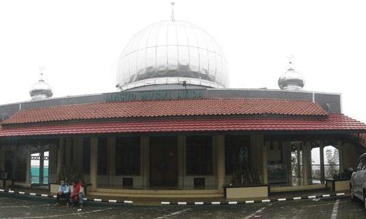 Masjid Nurul Anda Sukabumi