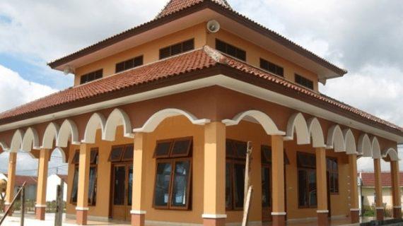 Masjid Perumahan Permata Cikarang Timur Bekasi