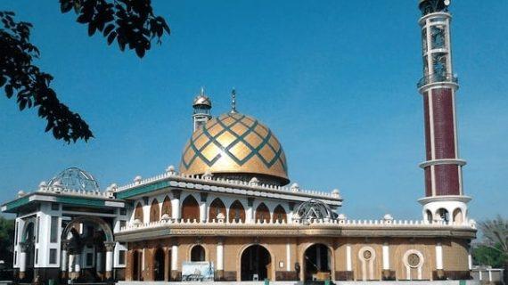 Masjid Syaichona Moch Cholil Bangkalan Madura
