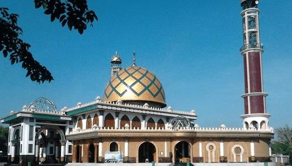 Masjid Syaichona Moch Cholil