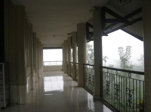 Teras Masjid Nurul Anda
