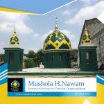 Produsen Pembangunan Kubah Mushola H Nawam Tangerang Selatan